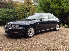 1999 Rover 75 2.5 V6 Connoisseur SE Automatic