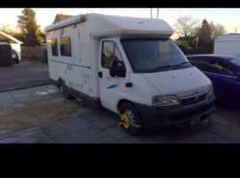 Fiat caroria 4 both fixed end bed