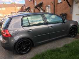 Volkswagen Golf, 2004 (04) Grey Hatchback, Manual Diesel, 173,000 miles
