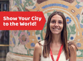 Show Liverpool to the world - become a Freelance Tour Guide!