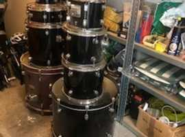 Free drums for collection in Bexleyheath