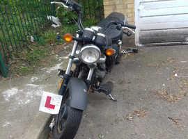 KEEWAY Superbike 125 cc motmorbike