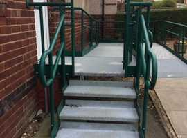 Wheel chair ramps and access