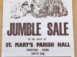 Mammoth Jumble Sale