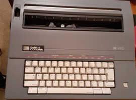 Smith Corona Typewriter 470