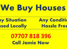 I AM LOOKING TO BUY PROPERTIES - FAST PURCHASE, NO FEE'S FOR YOU