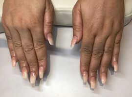 Acyrlic Nails, Gell Polish
