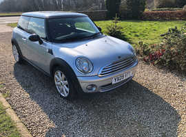 Mini Cooper 2009 (09) Silver Hatchback, Manual Petrol, 60,000 miles