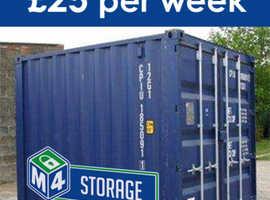M4 Self Store - 24/7 storage facilities Wiltshire