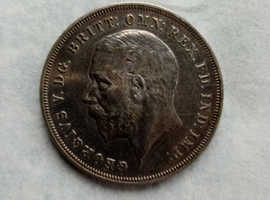 Full Crown coin