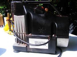 Performance High Output Oilless Compressor