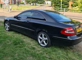 Mercedes Clk 3.2 Coupe