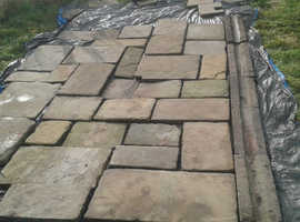 Reclaimed York stone setts wanted