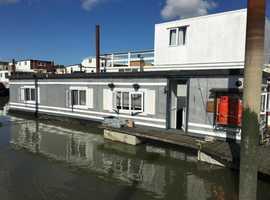 Furnished Static Houseboat - Eloise