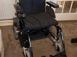 Electric Wheelchair *I can deliver* New Batteries Fitted