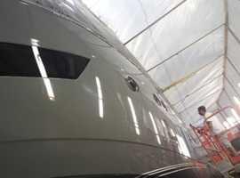 Yachts repairs,