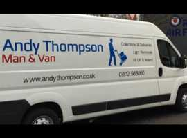 MAN AND VAN FOR SMALL HOUSE REMOVALS IN AYLESBURY