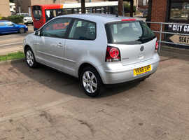 Volkswagen Polo, 2008 (58) Silver Hatchback, Manual Petrol, 39,420 miles