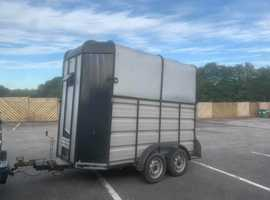 Double Horse Trailer Ideal Conversion trailer to gin bar etc