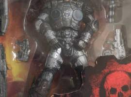 NECA Gears of War Series 2 box set.