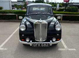 Triumph Mayflower .(I have owned 48 years)