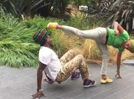 Capoeira angola brixton