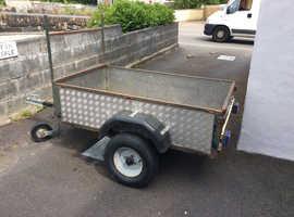 Small goods trailer v