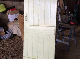 Cottage Door - Internal