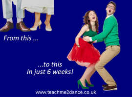 1950s Rock & Roll Jive 6-week Beginners course - 2 Left Feet Welcome!