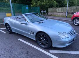 2004 Mercedes SL Brabus Replica