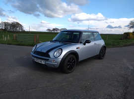 Mini MINI, 2003 (03) Silver Hatchback, Manual Petrol, 83,000 miles