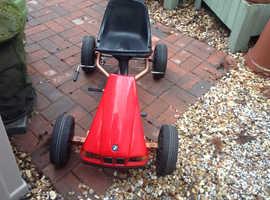 BMW Child's Pedal Go Kart