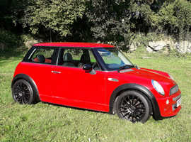 2002 Mini Cooper. John Cooper Works Styling Kit, Suspension etc. New MOT