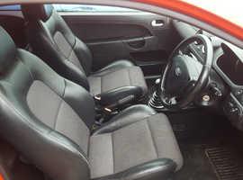 Ford Fiesta zetec s, 2005 (05) Red Hatchback, Manual Petrol, 120,000 miles