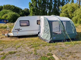 2004 Bailey Pageant Moselle 4 berth. Excellent condition.