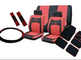 Universal Car Seat Covers Full