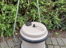 Aquaroll Camping Water Barrel with Handle