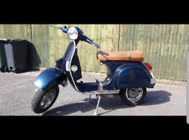 Vespa in Cardiff | Scooters For Sale - Freeads