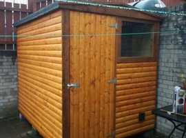 Sheds summerhouses garage's