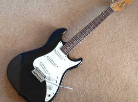 Rare 80`s Squier Bullet 1 Stratocaster electric guitar (KOREAN)