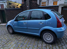 Citroen C3, 2005 (05) Blue Hatchback, Manual Diesel, 133,959 miles