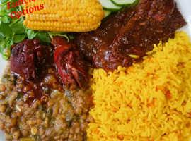 Caribbean Home Cook