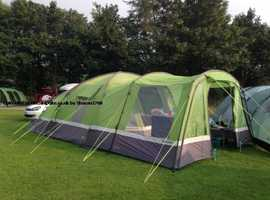 hi gear voyager elite 6 man tent