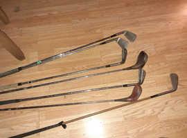 Golf clubs 7