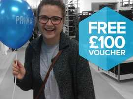 Primark Mystery Shoppers Wanted Lady`s