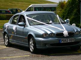 Jaguar X-TYPE, 2002 (52) Blue Saloon, Manual Petrol, 87,700 miles