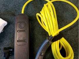 Mercedes Ev charger