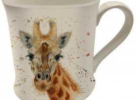 Bree Merryn Giraffe Mug