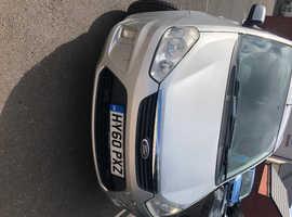 Ford C-Max, 2010 (60) Silver MPV, Manual Petrol, 61,755 miles