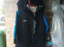 Beaver Semi dry suit